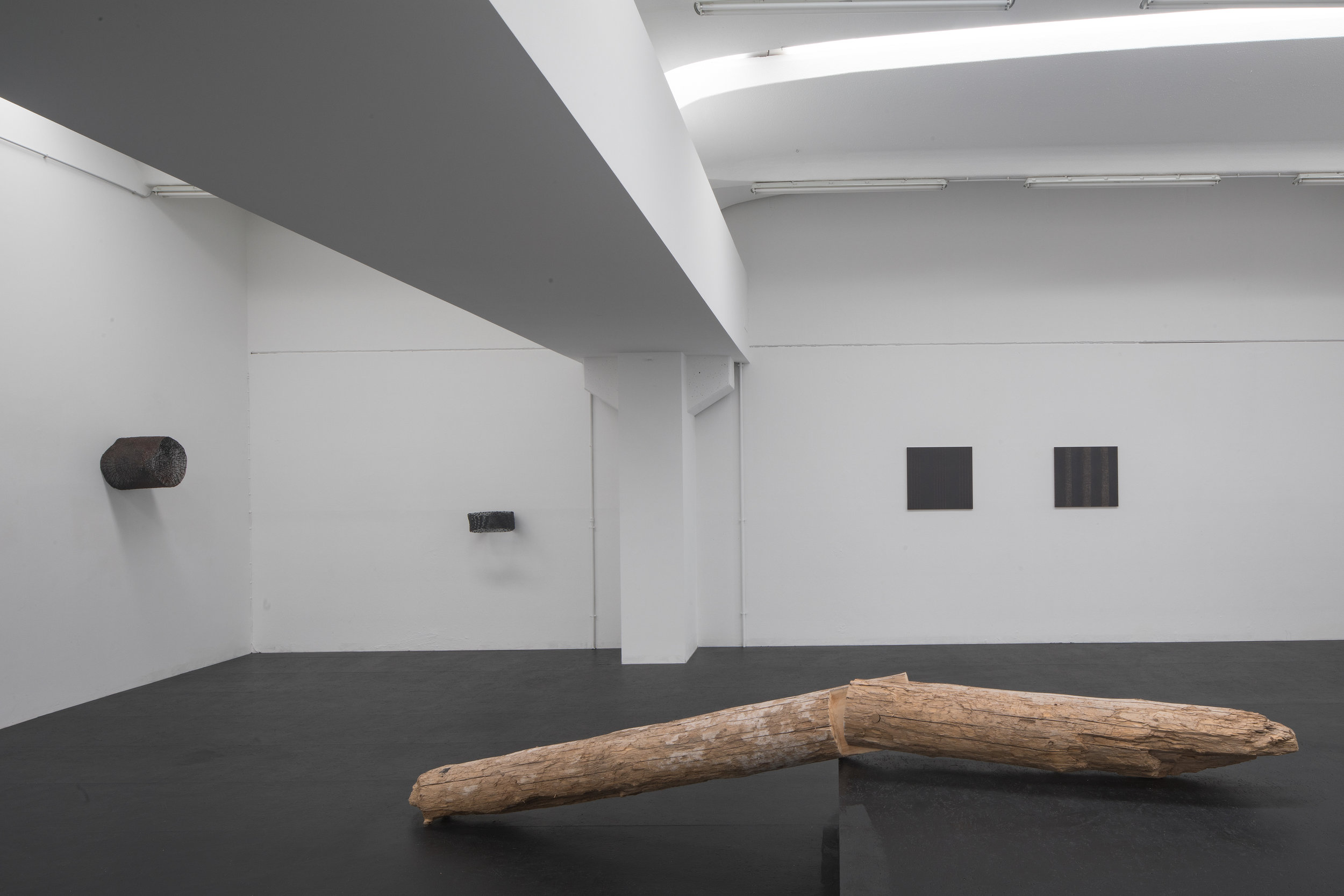 Arnold Holzknecht Einsicht Drei, Einsicht Vier, untitled, untitled, Stand - und Spielbein