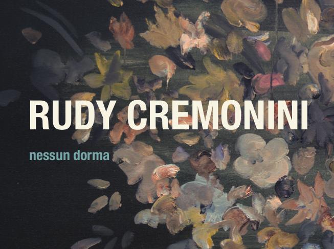 Rudy Cremonini Nessun Dorma