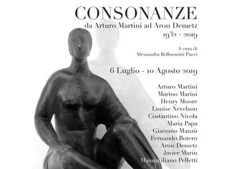 Aron Demetz Consonanze