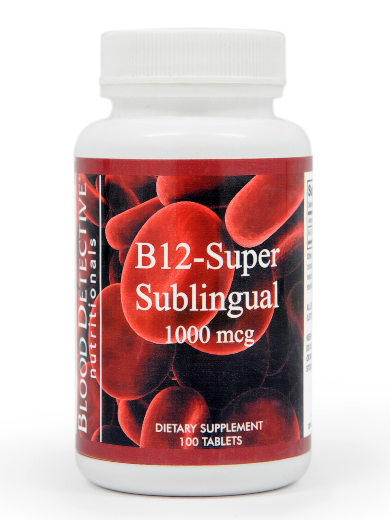 B12-Super Sublingual