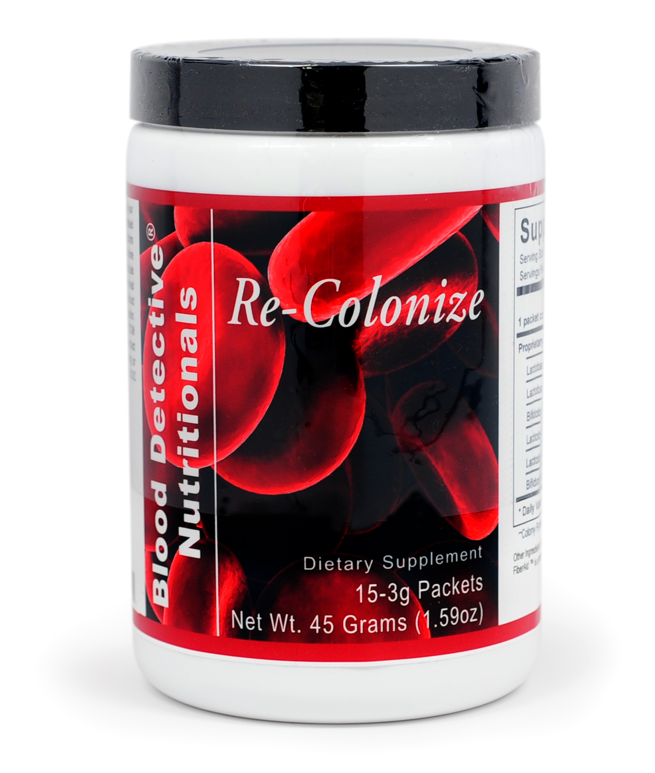 THIS PRODUCT HAS BEEN DISCONTINUED. SUGGESTED REPLACEMENT IS DTOX COLONIZE SI