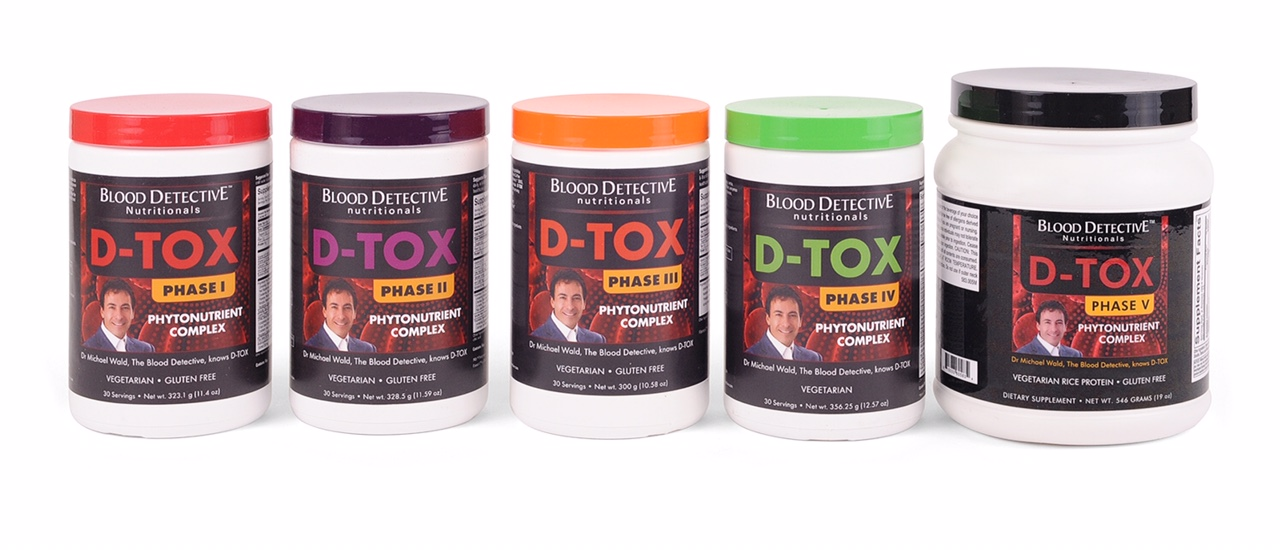 This product is identical to DTOX I and is commonly used along with DTOX II, III, IV and V.