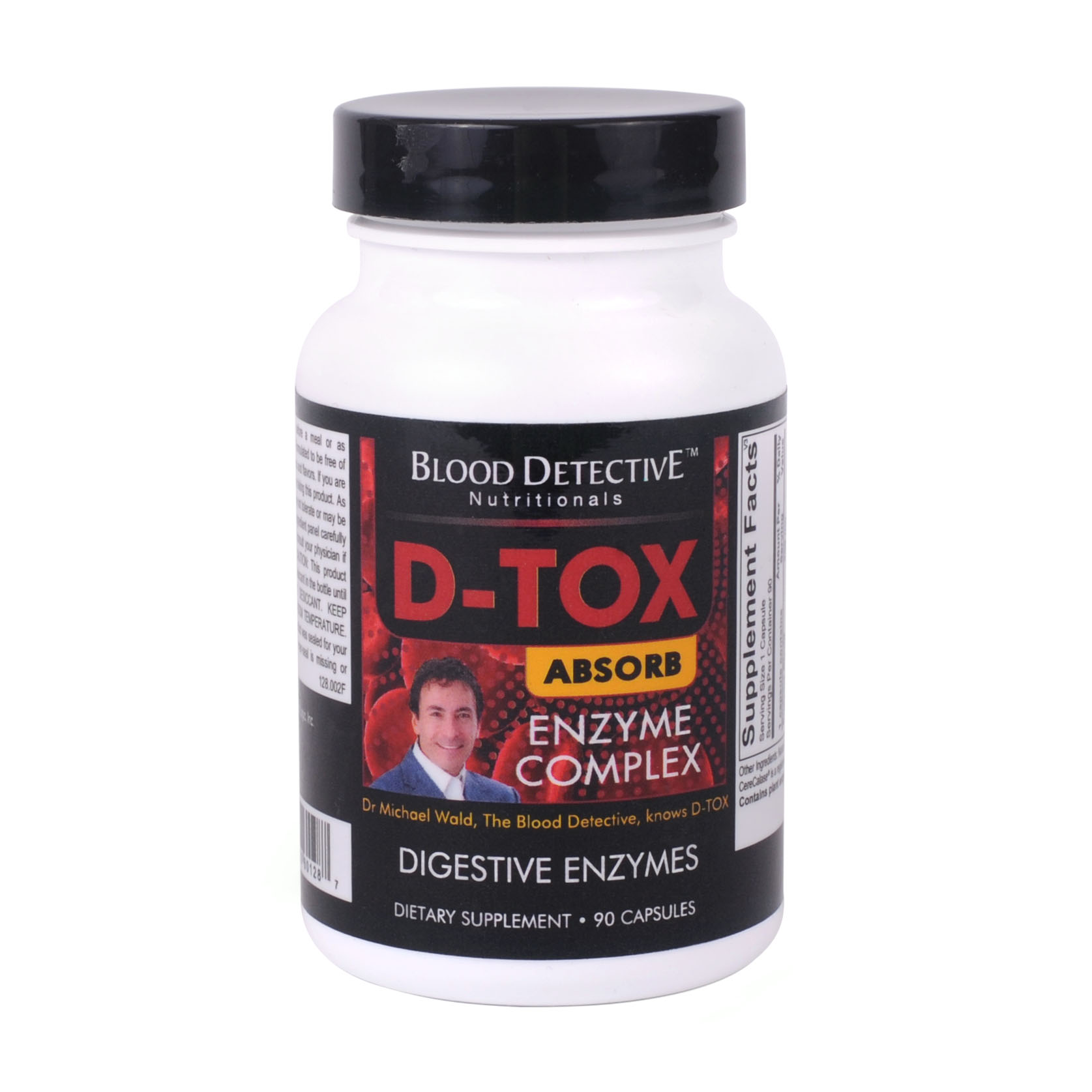 d-tox absorb enzyme complex digestive enzymes