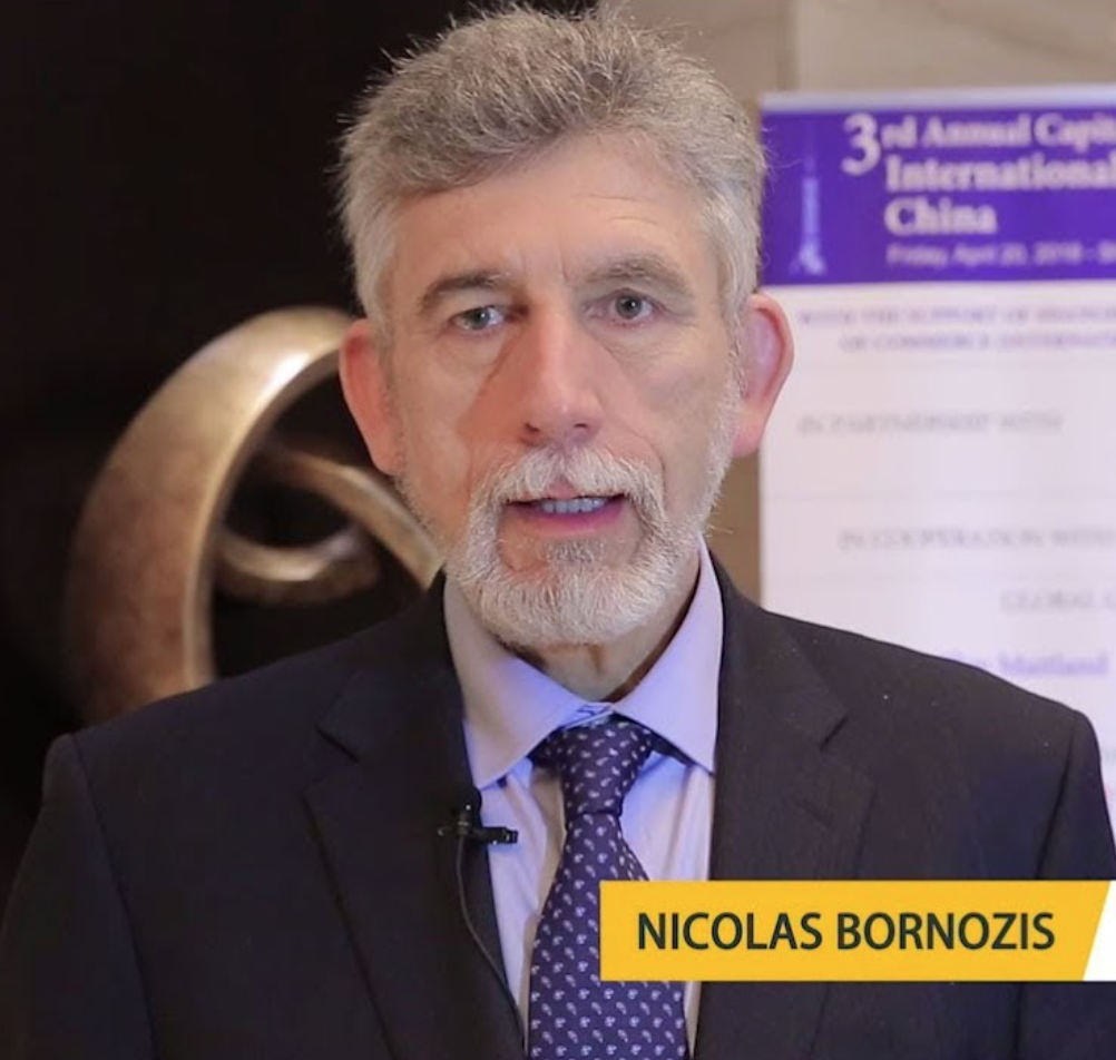 Nicolas Bornozis , Capital Link, Inc.