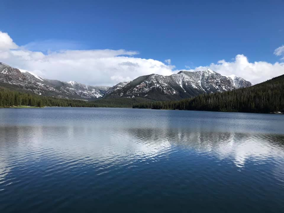 Hyalite Reservoir - Bozeman