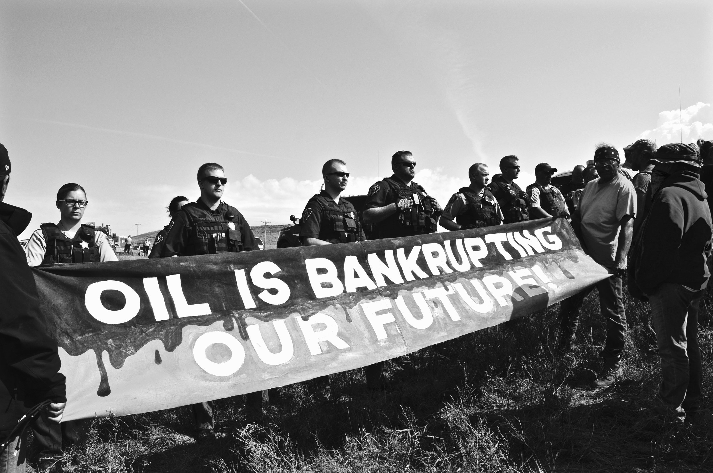 Oil is Bankrupting our Future