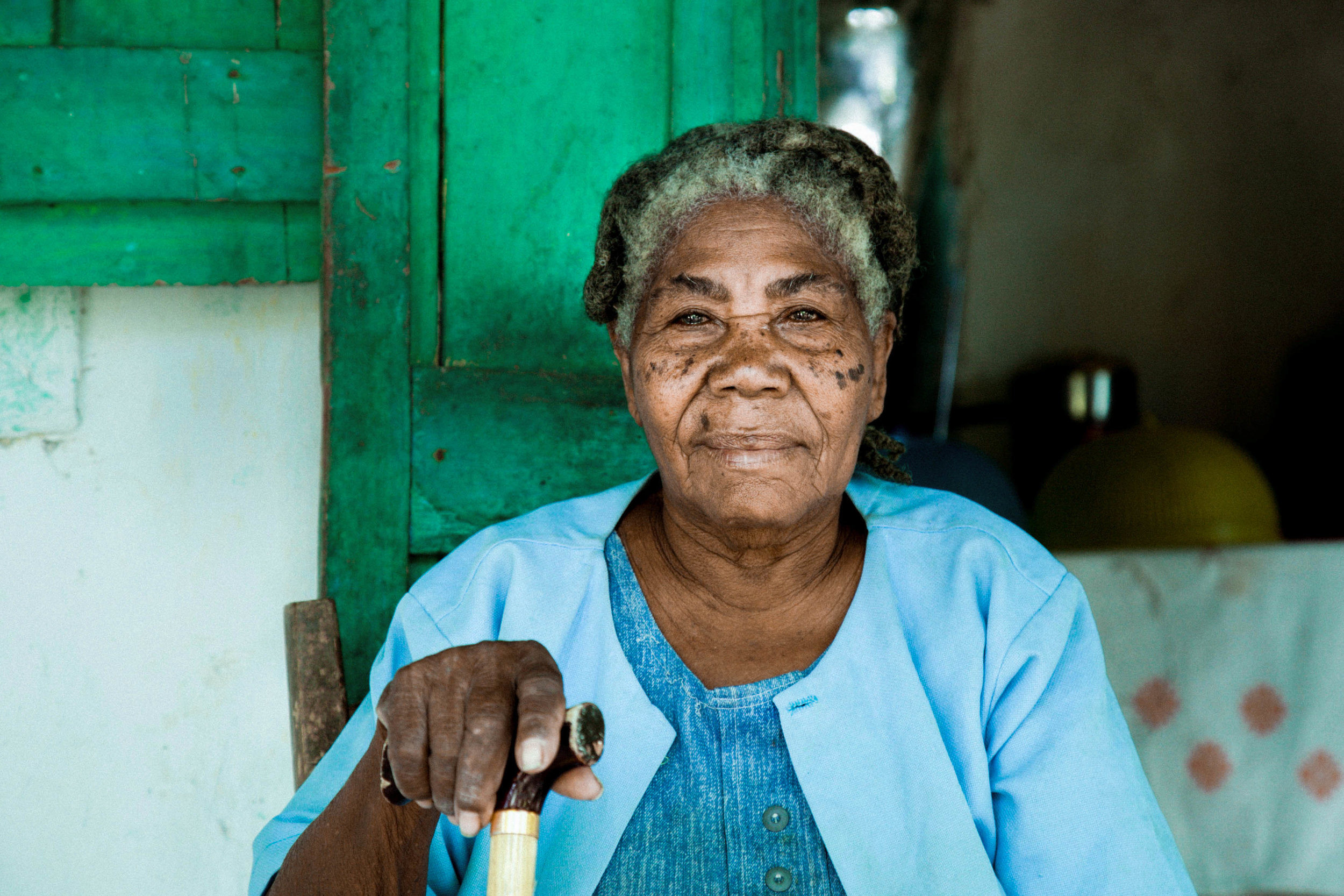 ode to the matriarch -