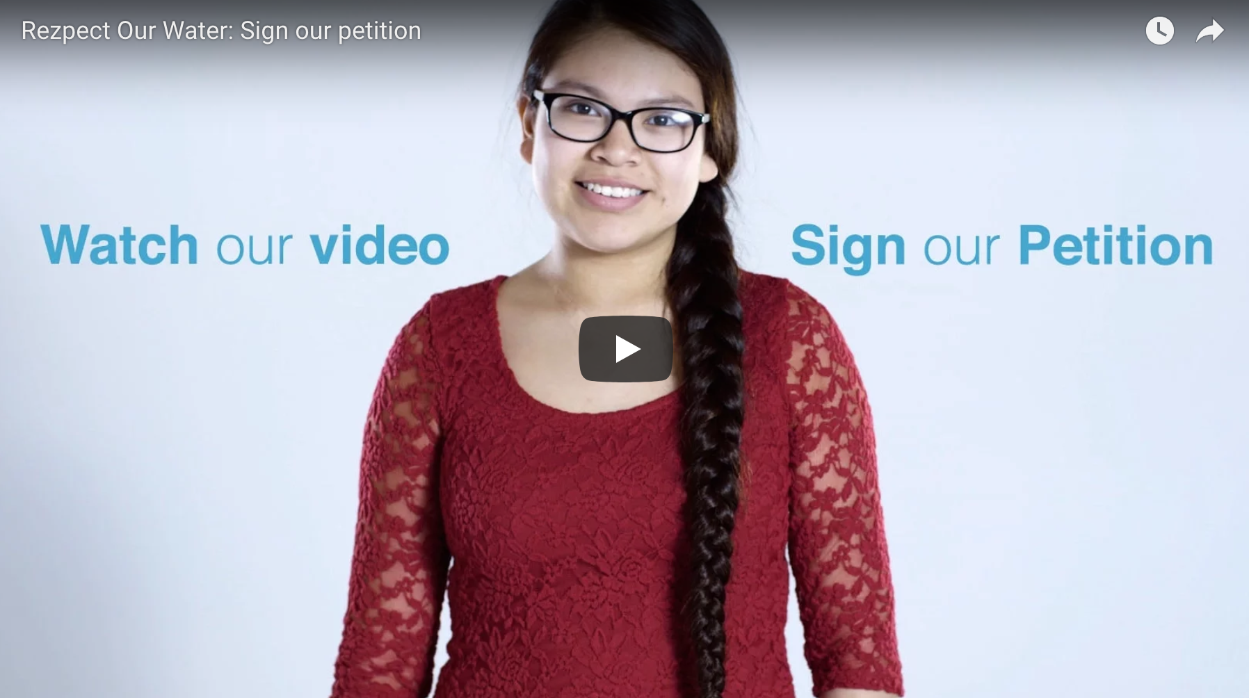 director - I had the opportunity of working of .working with the standing rock sioux tribe as a campaign producer. In addition to running their awareness campaign, I directed all the campaign videos