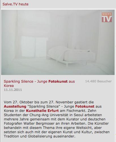 2011, Germany, Salve TV   http://salve-tv.net/web/de/webtv/webtv.php?rubrikID=heute&videoID=8463&VideoSuche=&autoplay=true&area=&division=&counter=1&leaf=on