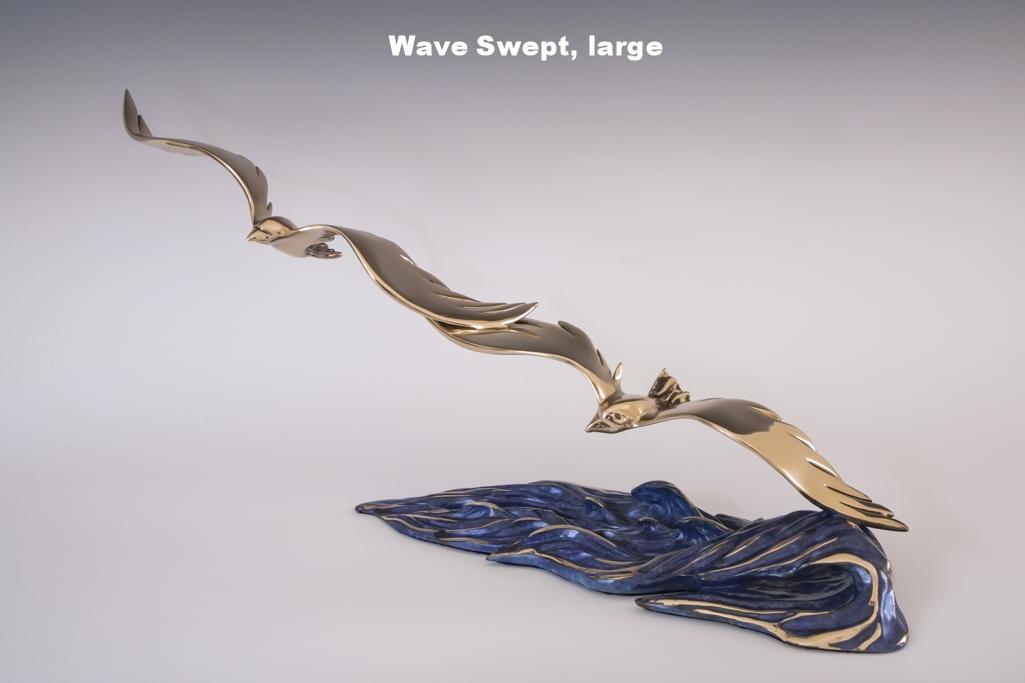 WAVESWEPT, Large