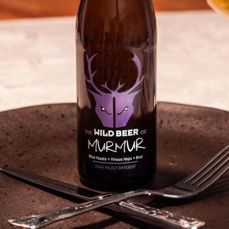 Alex's beer of the month - Wild Beer Co 'Murmur' 5% 330ml bottle/30l kegIn the heat, nothing beats a light, refreshing beer, so saisons and sours are great in this weather. Murmur from Wild Beer Co uses a combination of wild yeast and wine cultures to produce a fruity beer with a hint of tartness.