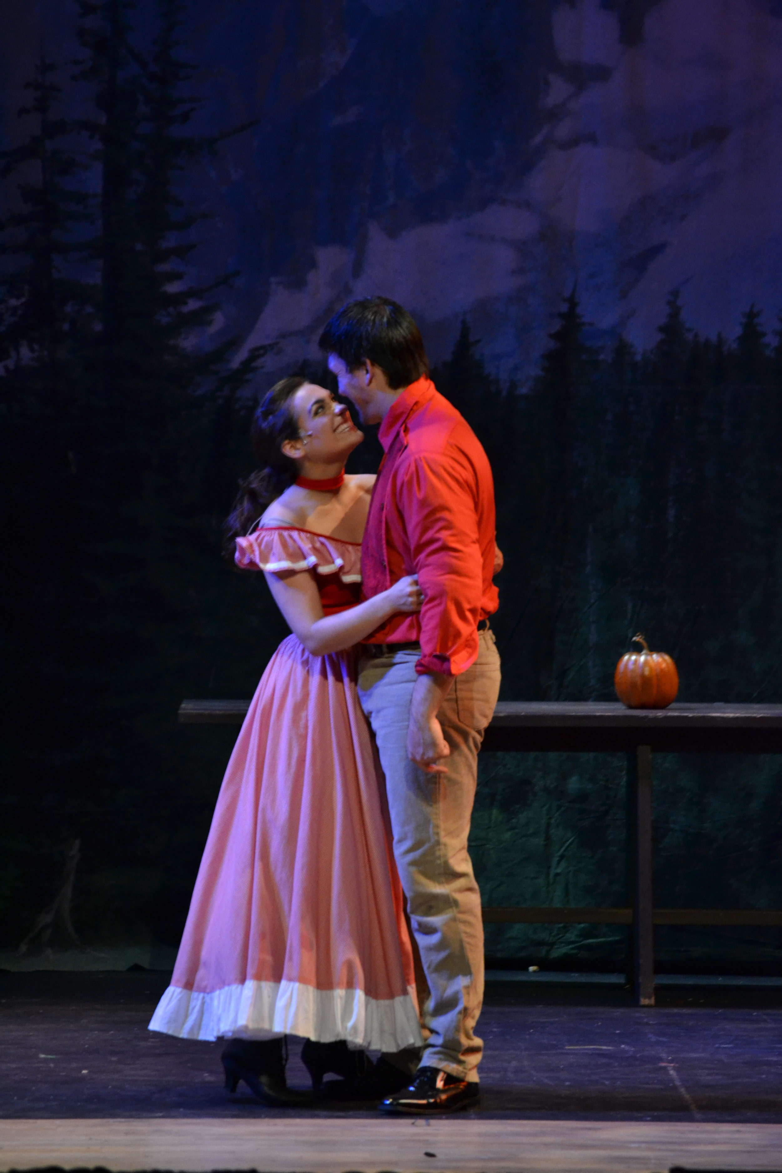 Seven Brides for Seven Brothers, with OPTC