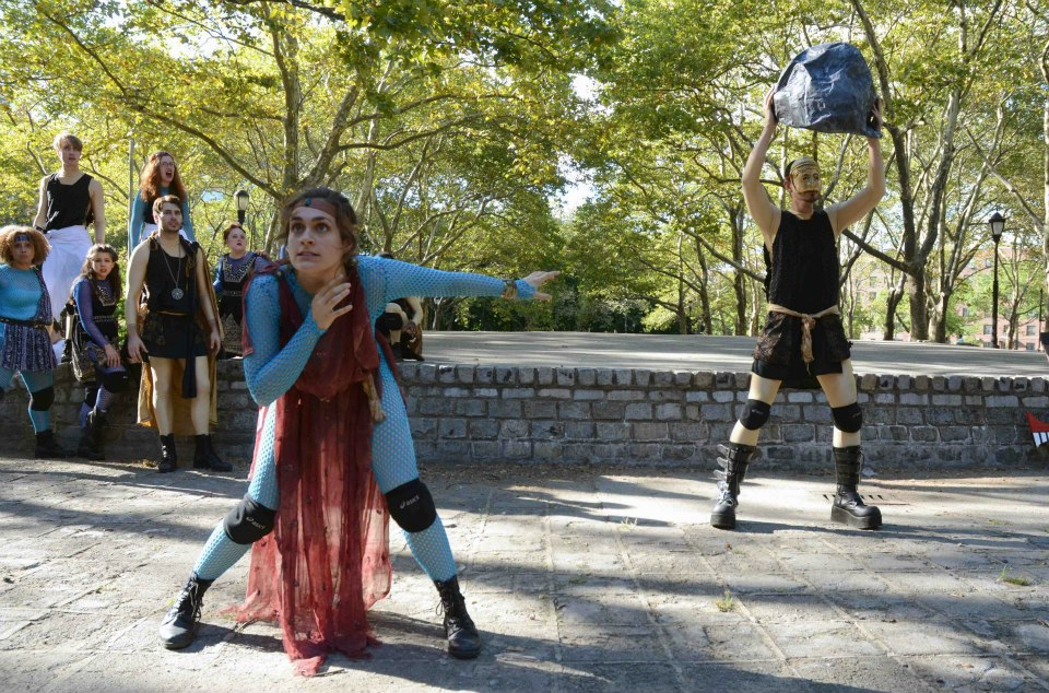 Jason and the Argonauts at SummerStage NYC