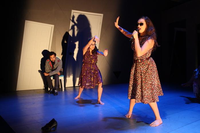 Cherry Jam with Theatre Movement Bazaar