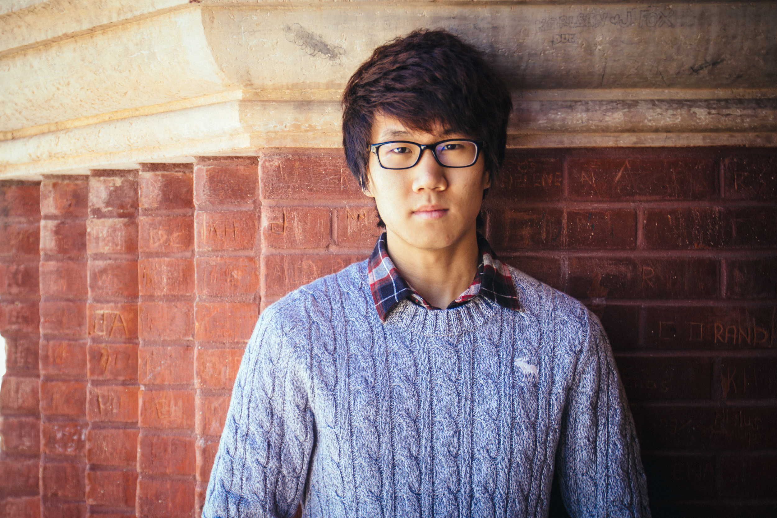 Jason You is a senior leader in the dormitory and facilitates the Korean worship services at Hillcrest Academy.