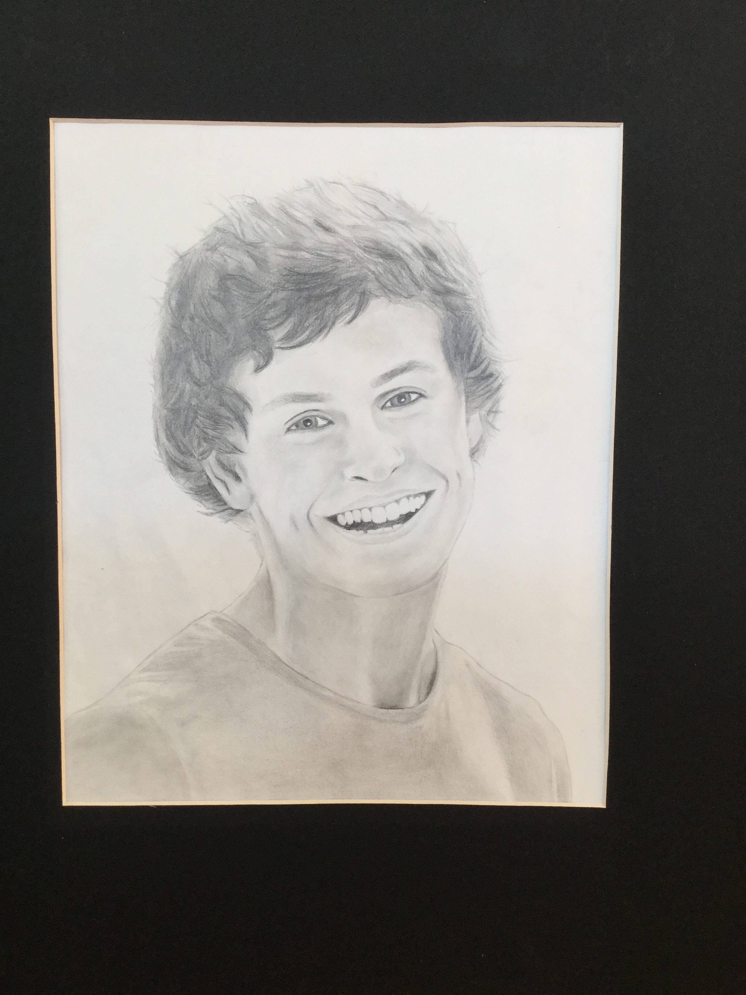 Rode Eide's Pencil Drawing