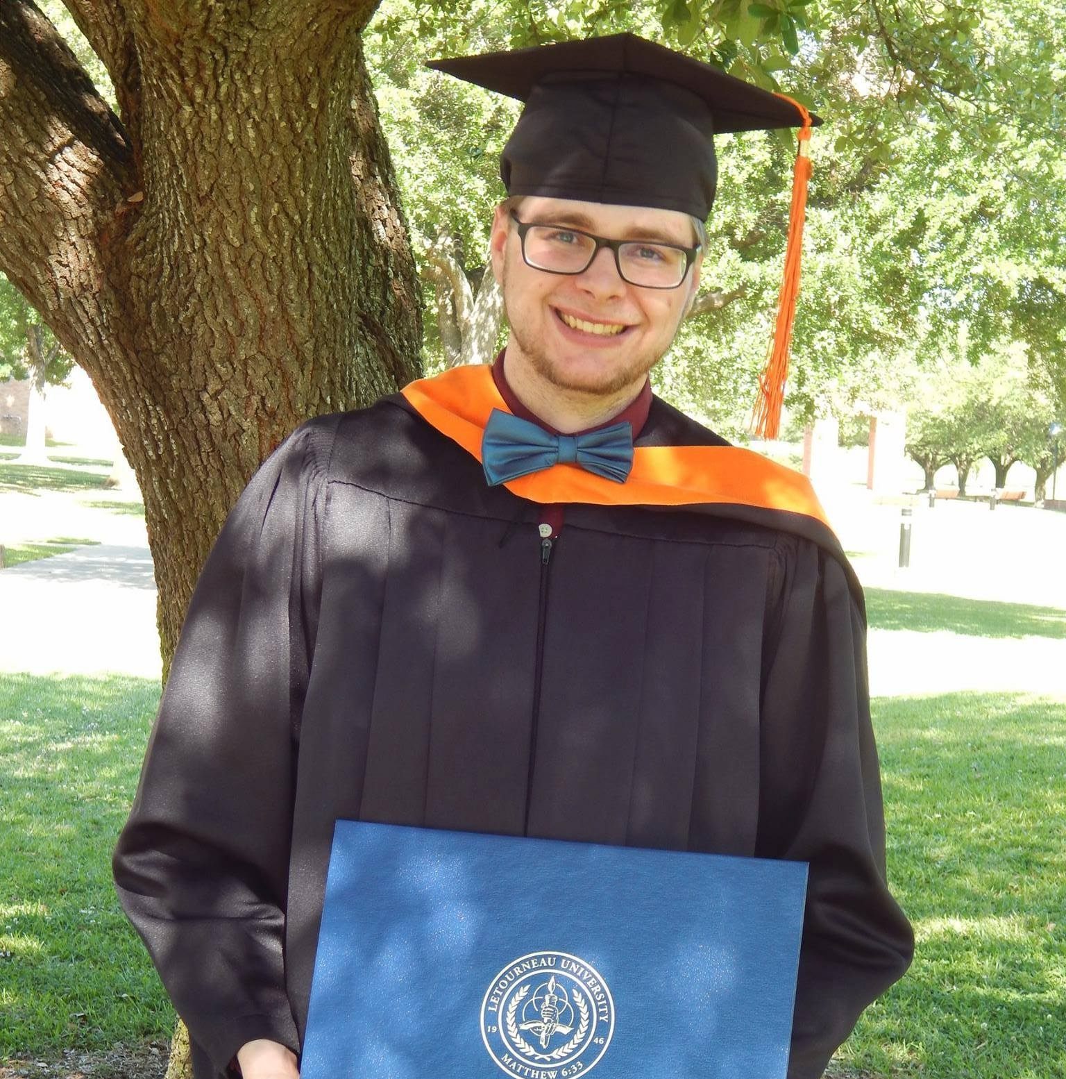"Cody Joy | '12 - ""I developed a love for science in Hillcrest's robotics program."" Cody is completing his doctorate while serving as a specialist in research of a portable cancer detection device."