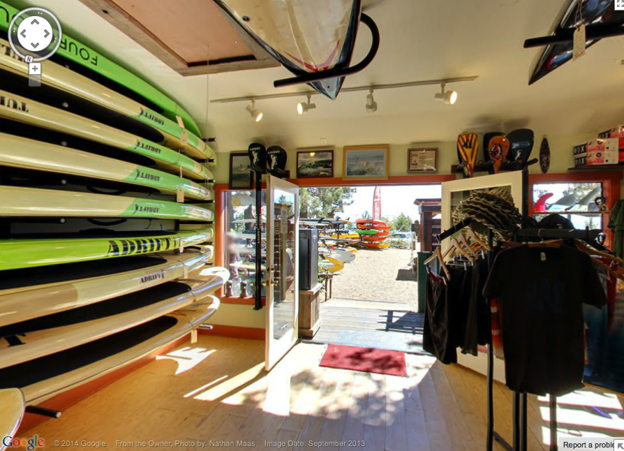 Click the photo to take a Virtual Tour of our shop