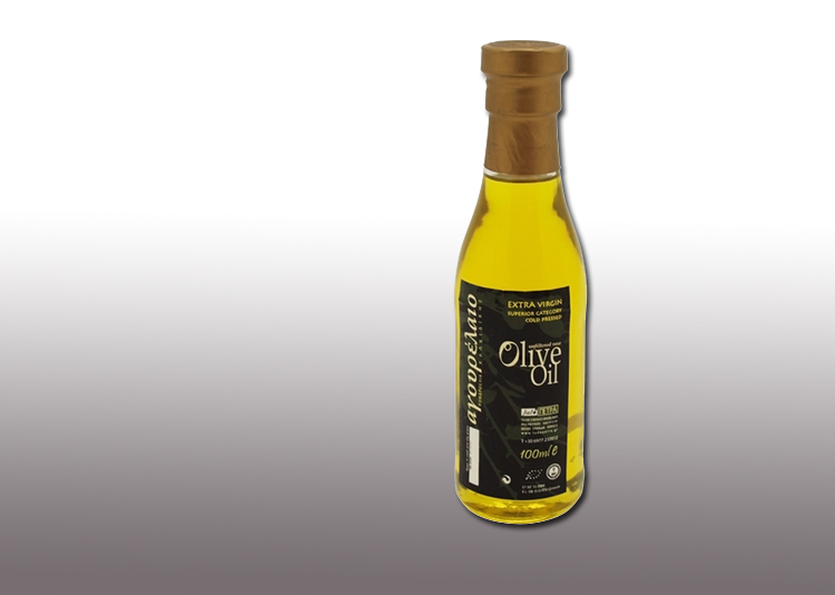 Organic Early Harvest olive oil of Chalkidiki 100ml