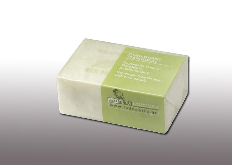 handmade olive oil soap  125gr