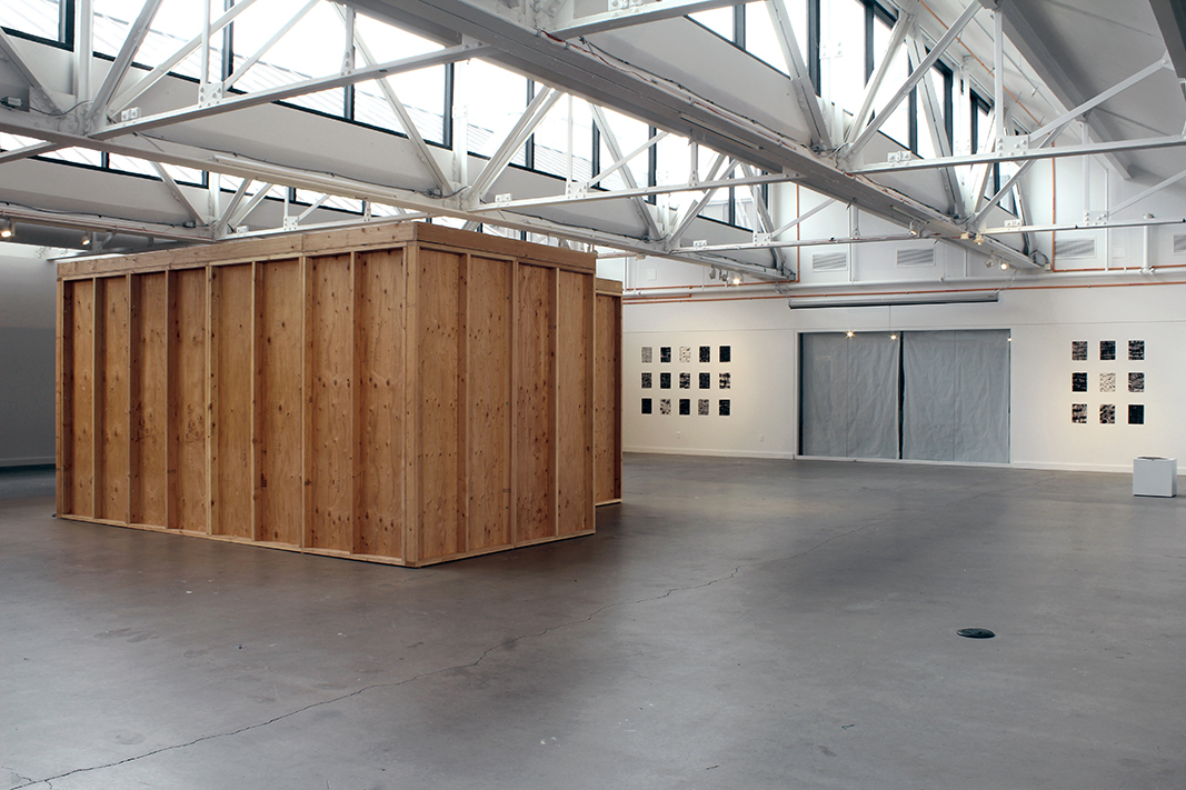 ReMap   2016.Installation View  Center for Contemporary Art and Culture, PNCA,Portland OR