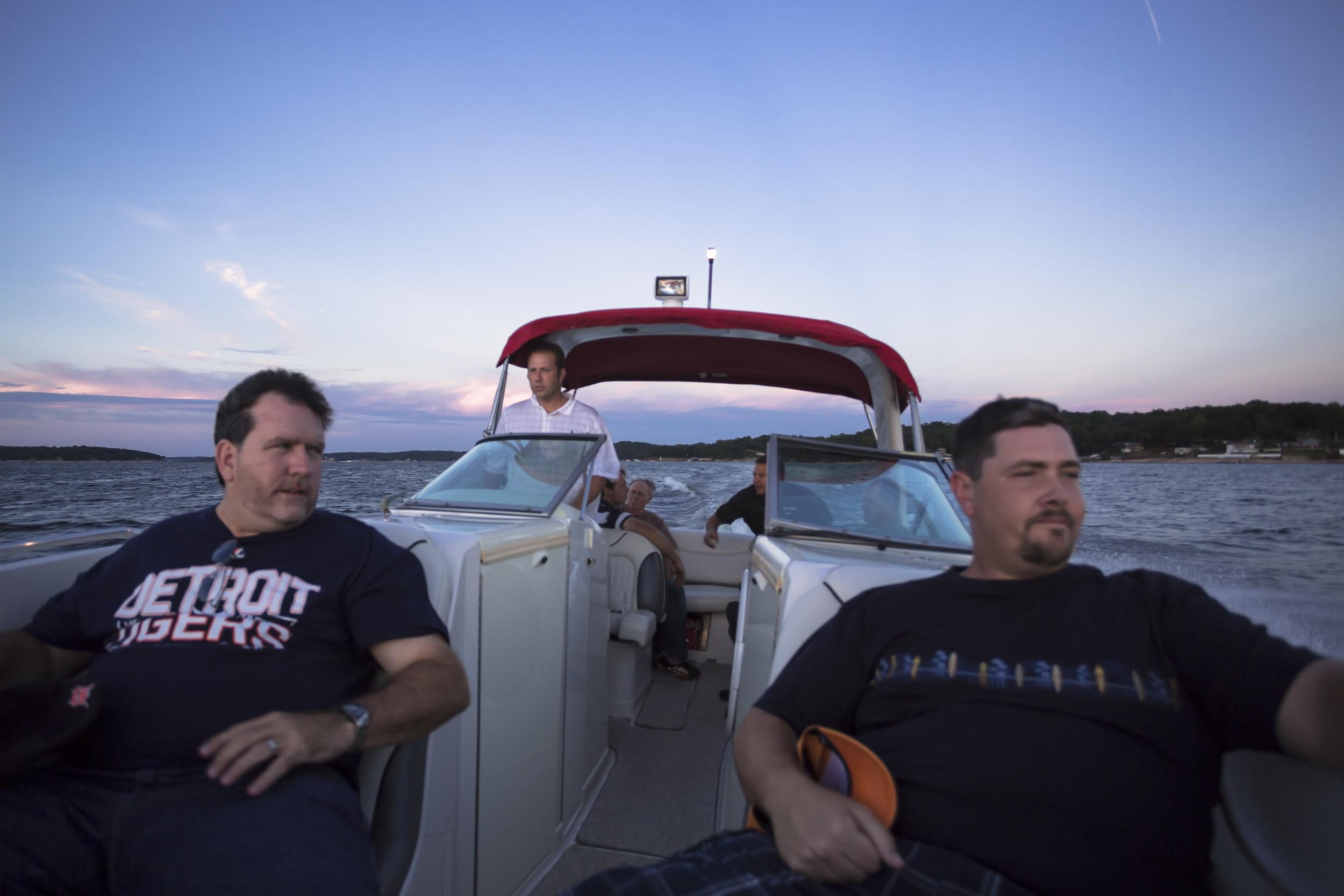 Men's Retreat on Grand Lake