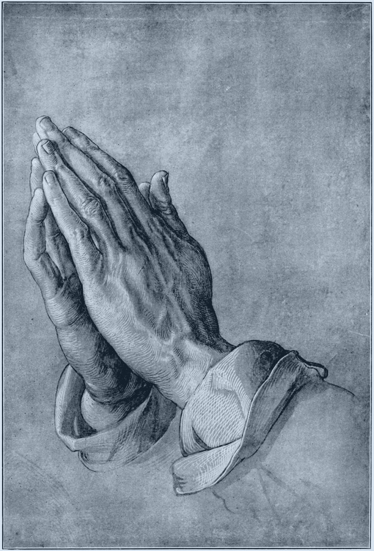 Praying Hands  by Albrecht Dürer