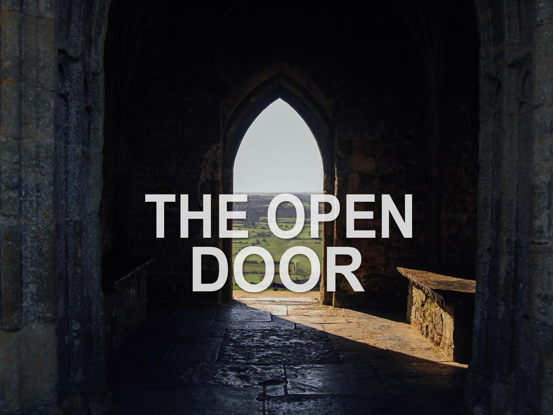 20180930 The Open Door.png