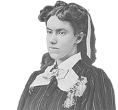 Read about the real Lottie Moon, the offering's namesake, on the  IMB website.