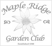 Maple Ridge Garden Club