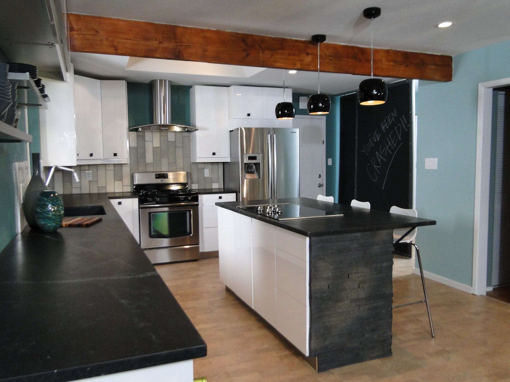 Cabinetry - Kitchen islands, cabinet doors, and other furniture applications give instant luxe to your space.