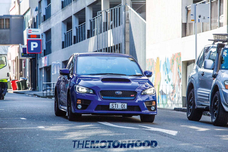 The NZ Performance Car team tested out the new Subaru WRX STI