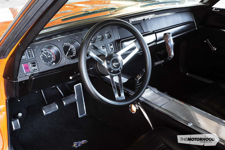 Killer bee: 1968 Dodge Super Bee — The Motorhood