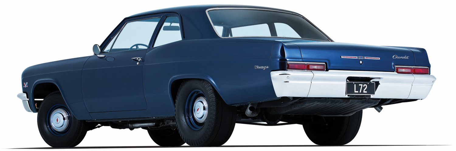 Day-two dreams: 1966 Chevy Biscayne L72 — The Motorhood