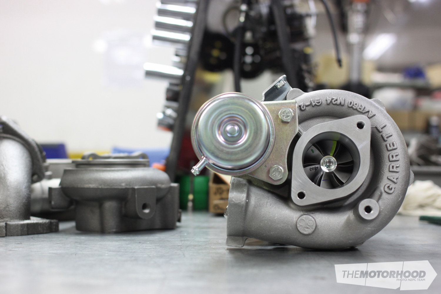 Scrapyard Gains: top three OEM turbos — The Motorhood