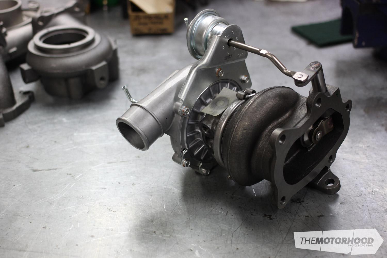 Scrapyard Gains: top three OEM turbos — The Motorhood