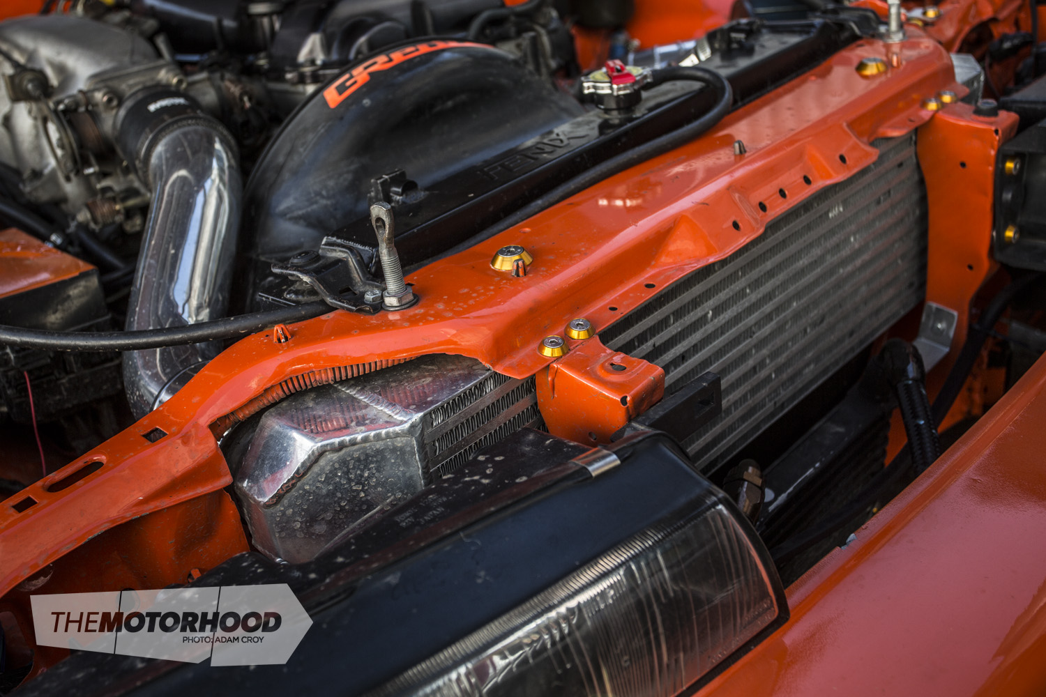 Weekly Motor Fix: a sideways look at an SR20-powered S13 — The Motorhood