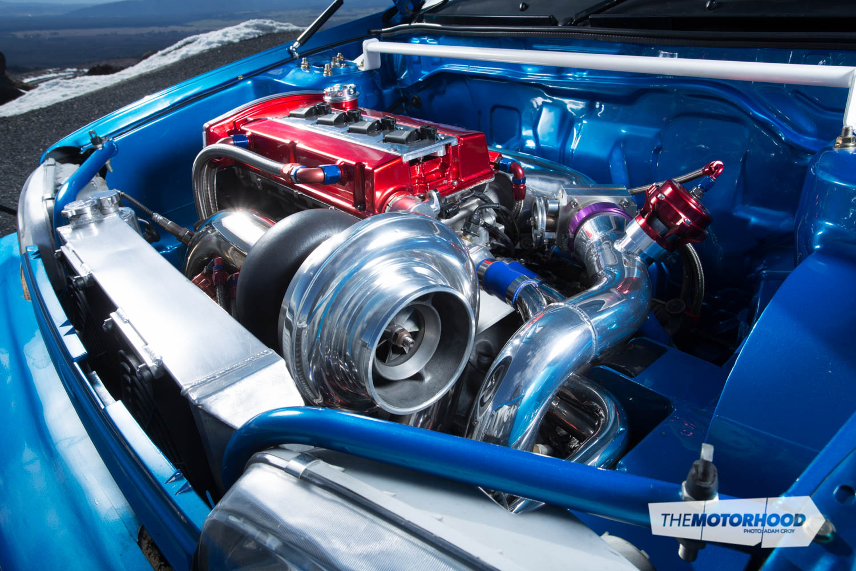 Six of New Zealand's finest 4G63 bangers — The Motorhood