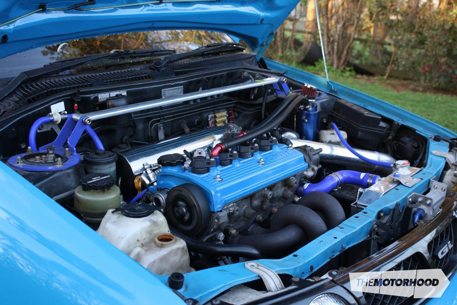 Scrapyard Gains: considering building a Toyota Starlet GT