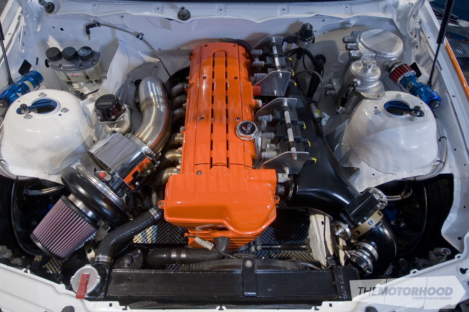 Snapshot: Daynom Templeman drops his 2JZ E46 — The Motorhood
