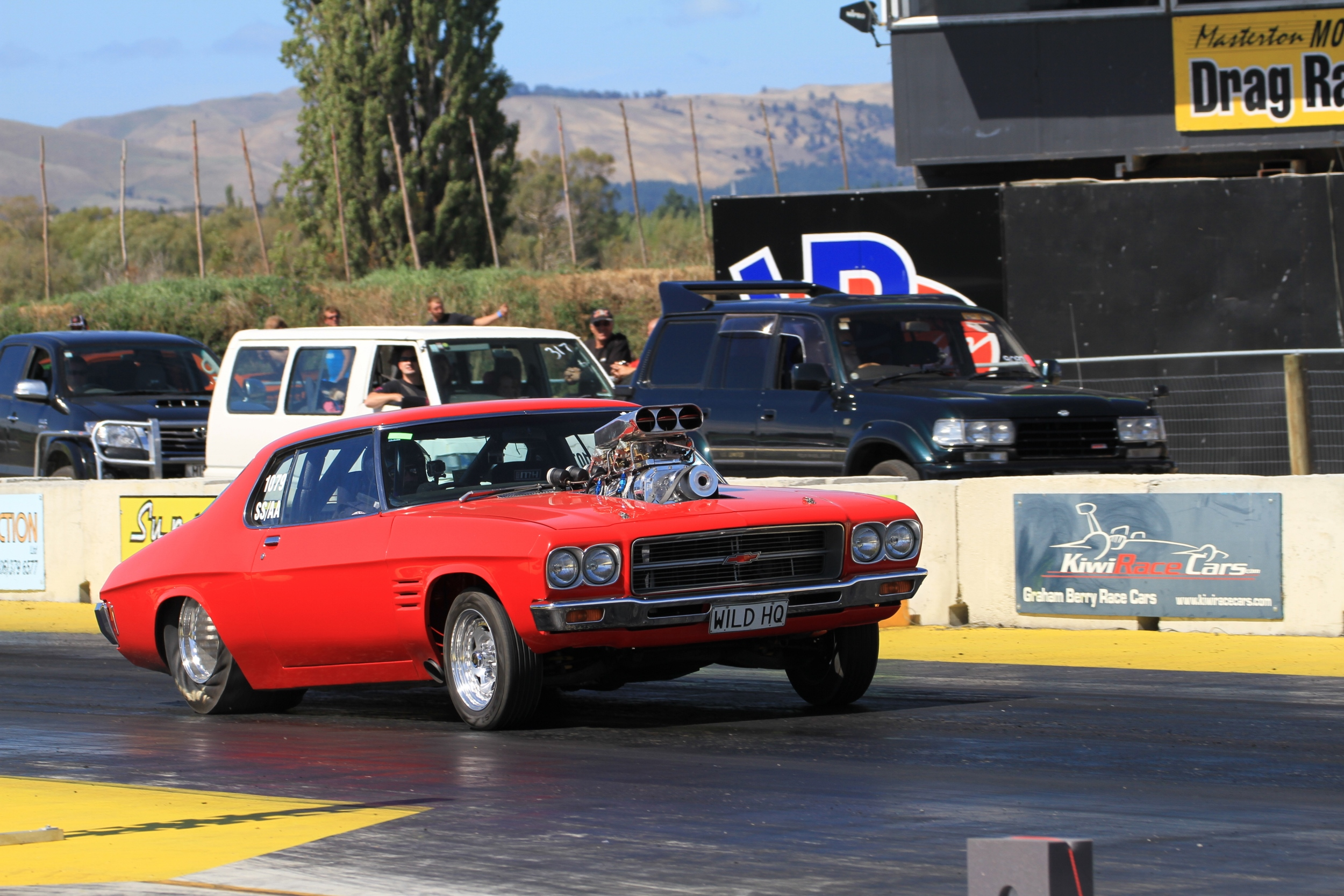 Who S Running The Numbers New Zealand S Quickest Street And Drag Cars The Motorhood
