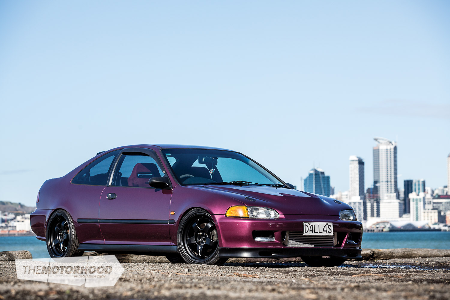 Couped up: the mighty turbo Civic built on a budget — The Motorhood