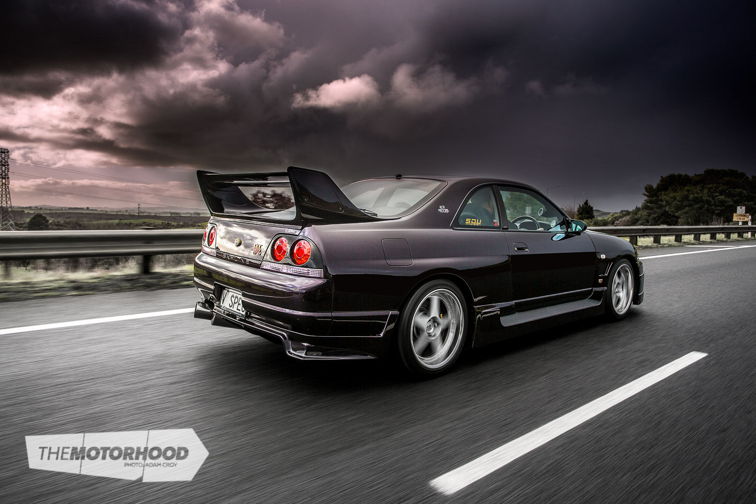 Godzilla's wrath: check out some midnight refinement — The Motorhood