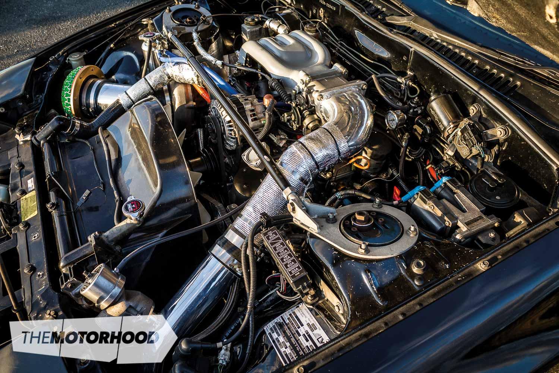 Weekend Warrior: big-single RX-7 — The Motorhood