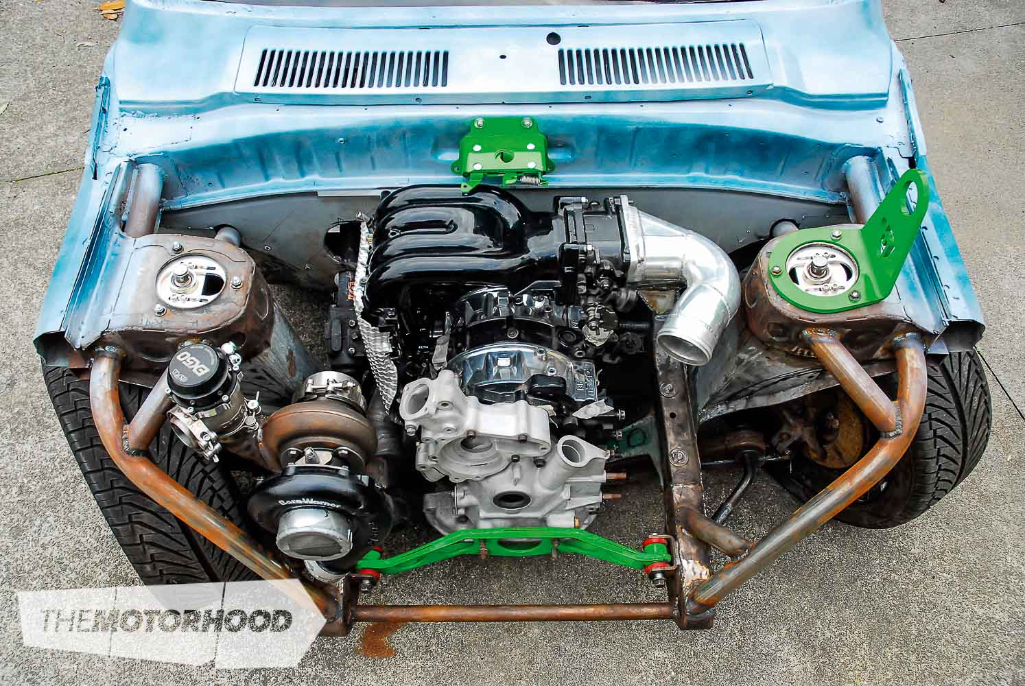 Engine conversion 101: give yourself the knowledge — The