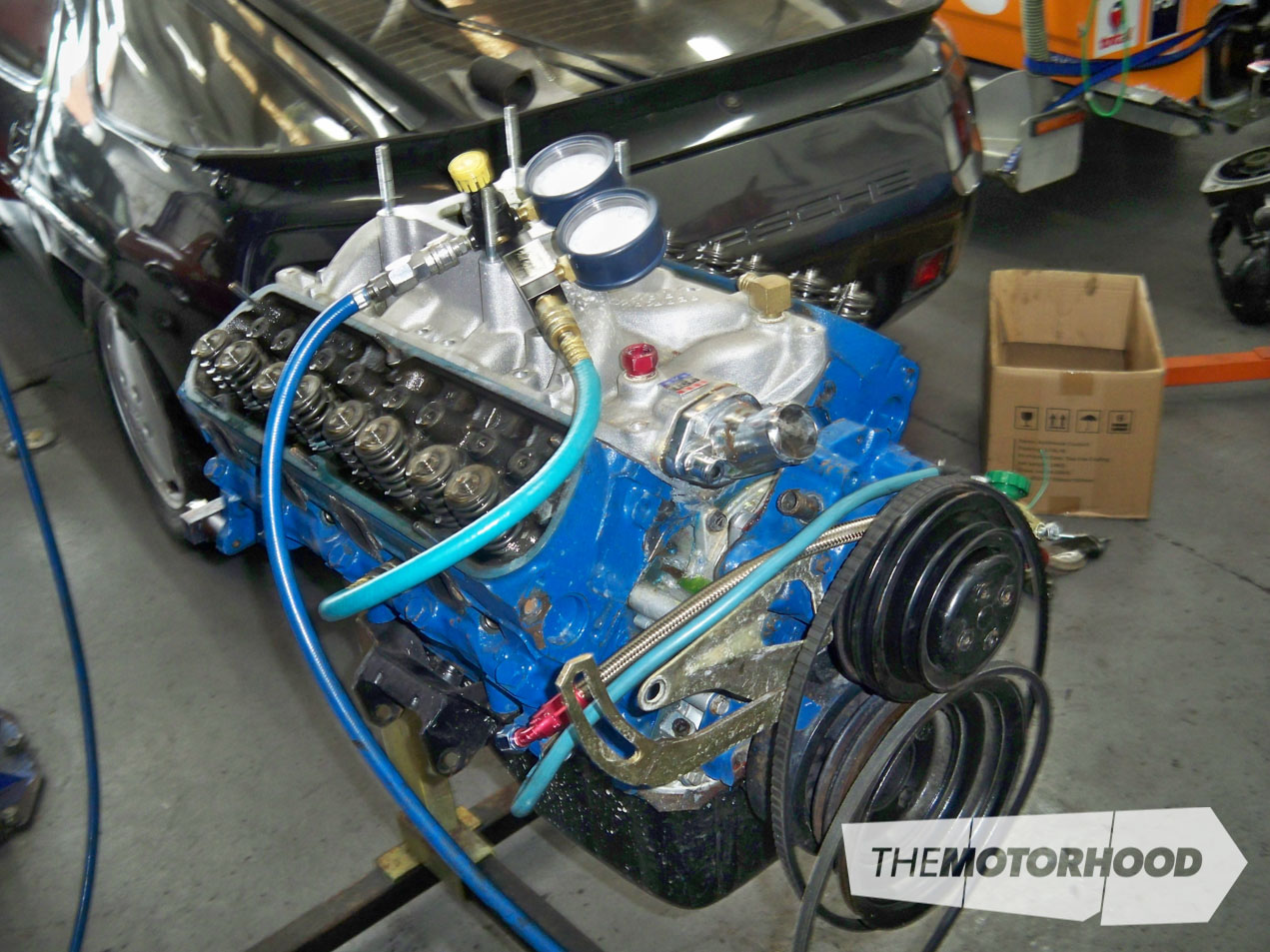 The fix: basic power upgrades for a sluggish 302 — The Motorhood