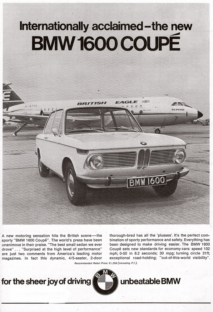 The BMW that set the ball rolling — The Motorhood