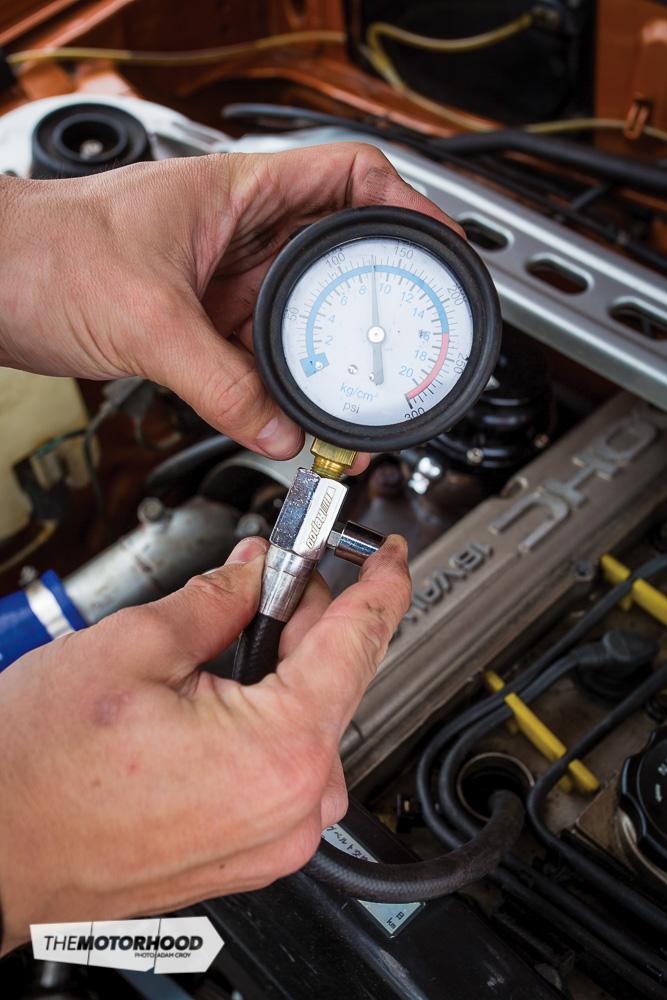 Compression test: four-cylinder health check — The Motorhood
