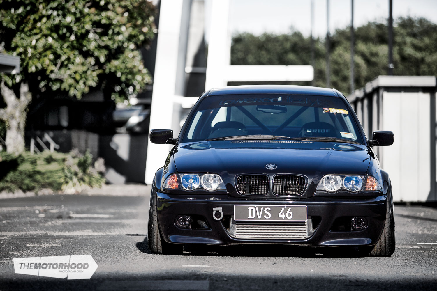 Euro speed: Jesse Remkes' mental 2JZ-powered E46 streeter