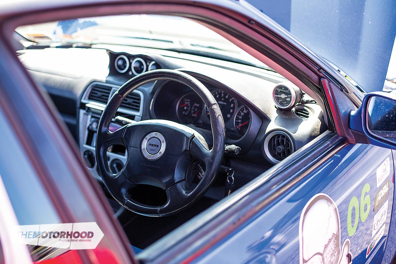 Prowear NZ Superlap Series Spotlight: Morris Mustchin's Subaru WRX